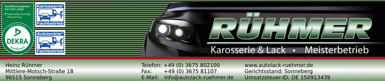 Logo Rühmer