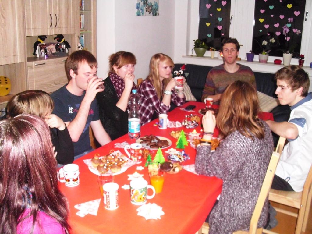 Jugendkreis Weihnachtsfeier