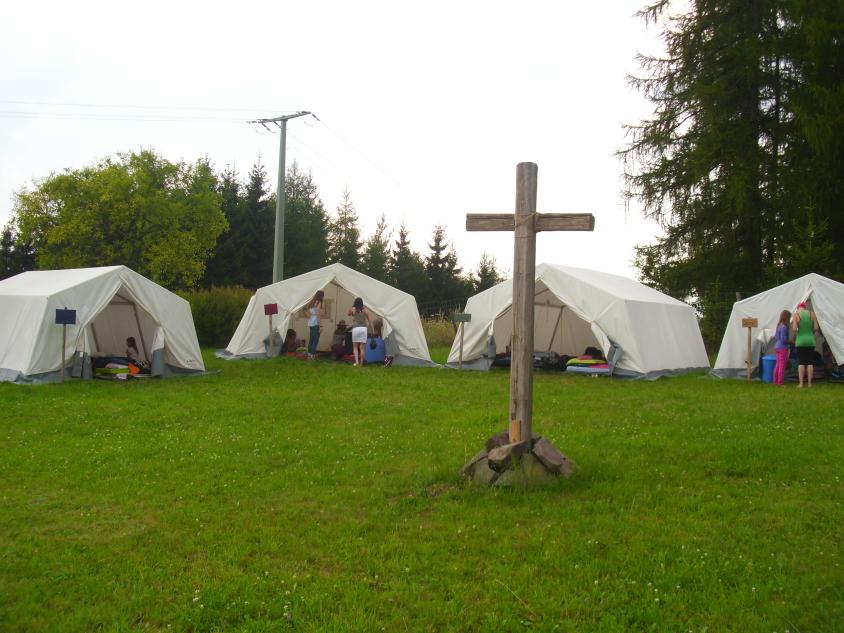 Kreuz+Zelte